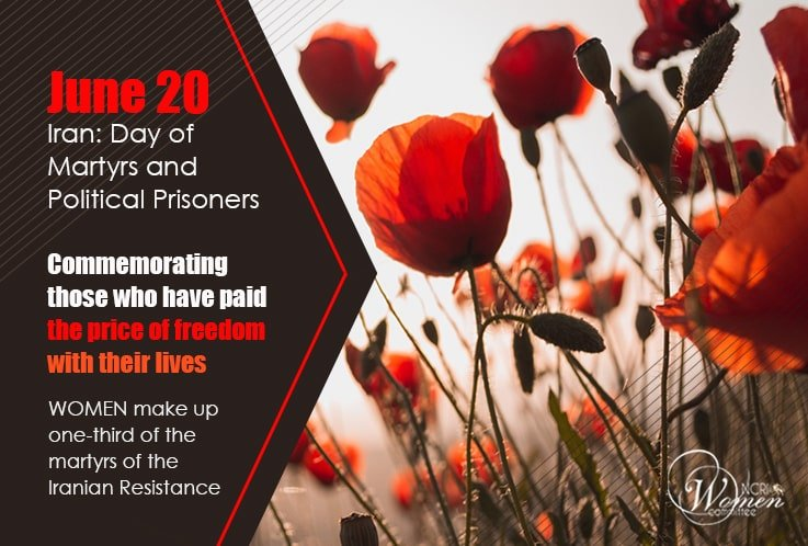 Day of Martyrs and political prisoners in Iran