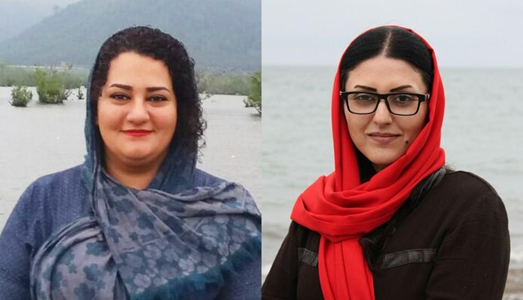 Golrokh Iraee and Atena Daemi sentenced to 3 years and 7 months