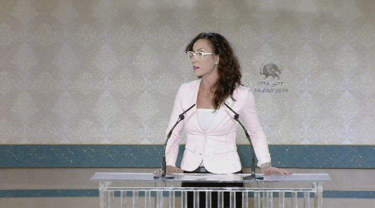 Giuseppina Occhionero - Women in the Iranian Resistance
