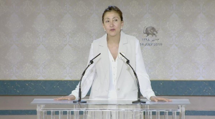 Ingrid Betancourt - Women in the Iranian Resistance
