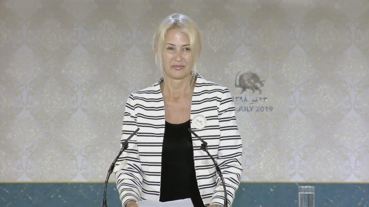 Maria Grecea - Women in the Iranian Resistance