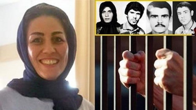 Maryam Akbari lost four of her siblings under clerical regime