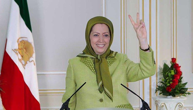NCRI President elect Maryam Rajavi
