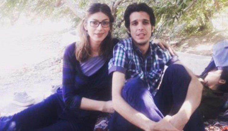 Sanaz Allahyari and her husband go on hunger strike in Evin Prison
