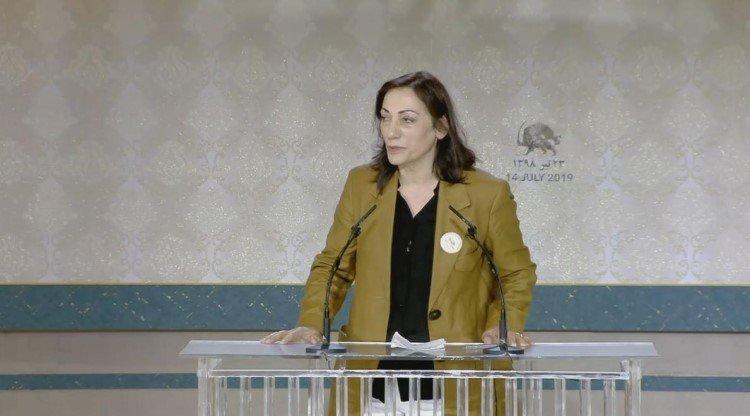 Zinat Mirhashemi - Women in the Iranian Resistance