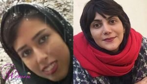 Ameneh Zaheri Sari gets brutalized in Ahvaz prison