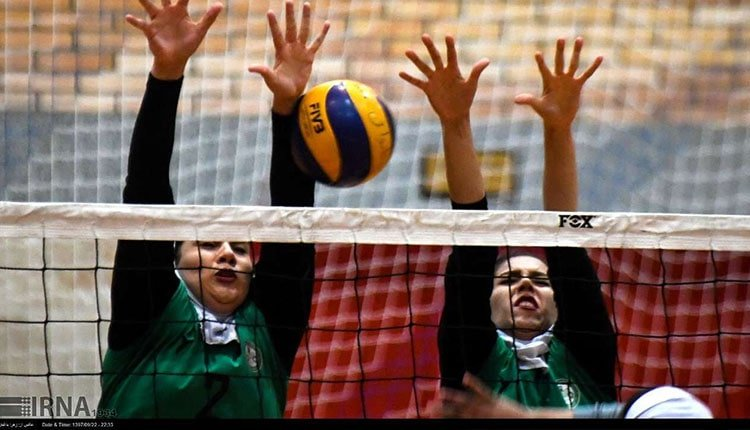 Iran women's football league and volleyball league struggle against obstacles
