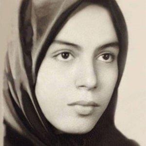 Farahnaz Zarfchi, a victim of enforced disappearances in Iran