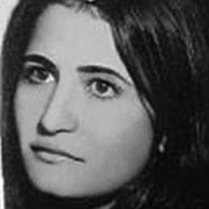 Fatemeh Zareii, a victim of enforced disappearances in Iran