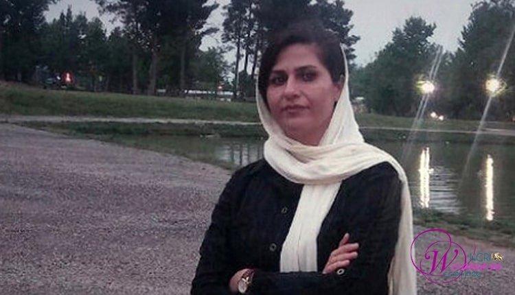 Kurdish activist Parvin Advaii
