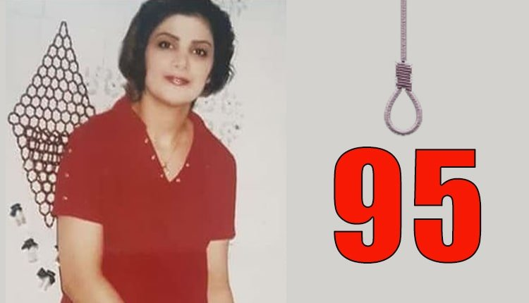 Leila Zarafshan 95th woman to be executed in Iran under Rouhani