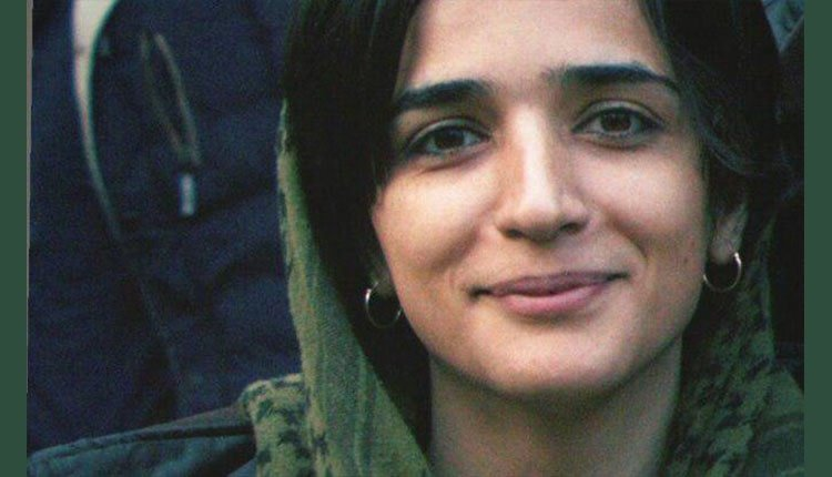 Leila Hosseinzadeh is the secretary of the student central council of Tehran University who is presently imprisoned in Evin Prison