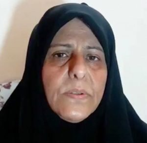 political prisoner Fatemeh Sepehri, was transferred to Vakilabad Prison