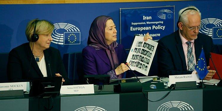 Maryam Rajavi announces book of 5,000 victims of 1988 massacre in Iran