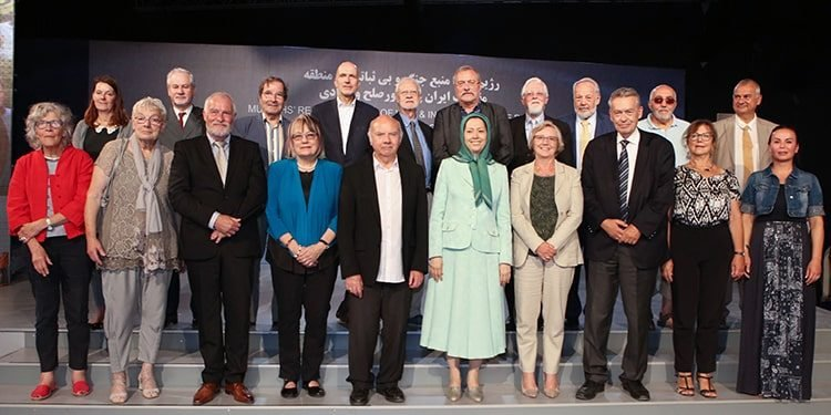 Maryam Rajavi bears the credit for initiating and leading this revolution in the visions