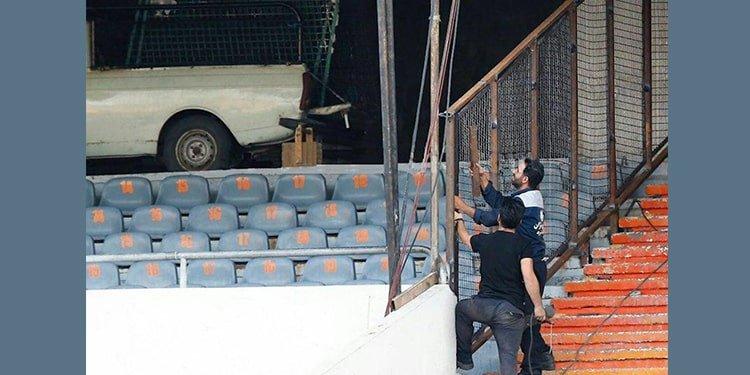 New restrictions on entrance of 4,000 women to Azadi Stadium