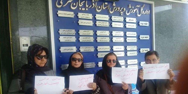 World Teachers' Day Tabriz