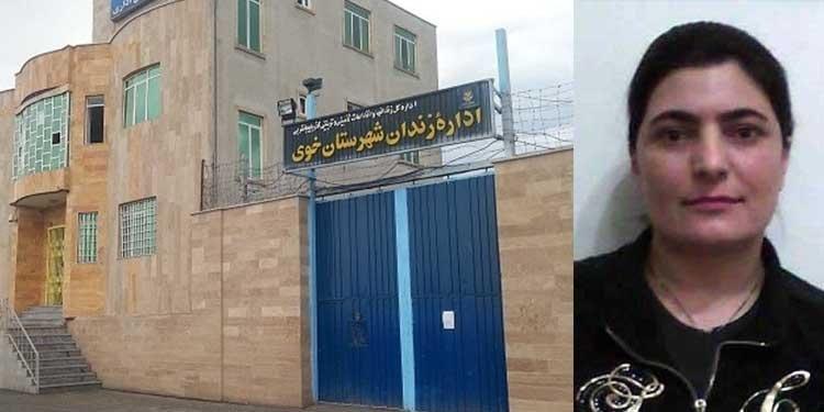 MOIS prevents treatment of Kurdish political prisoner Zeinab Jalalian
