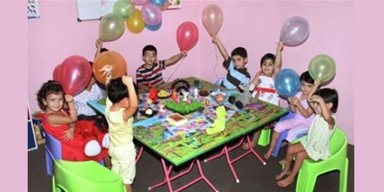 Gender segregation extends to kindergartens in Iran