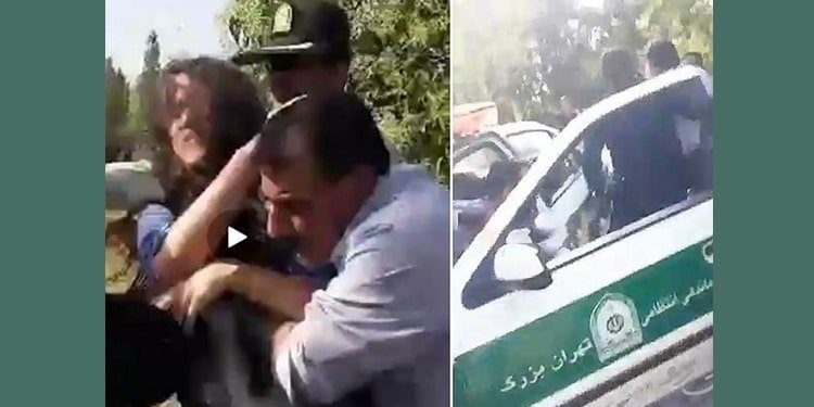 state-sponsored violence against women in Iran