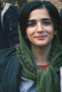 imprisoned student activist Leila Hosseinzadeh was not allowed to receive medical care
