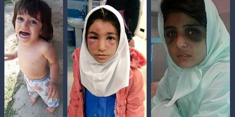 violence against women in Iran Child abuse