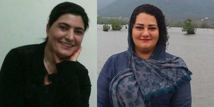 Medical treatment denied to political prisoners Zeinab Jalalian, Atena Daemi