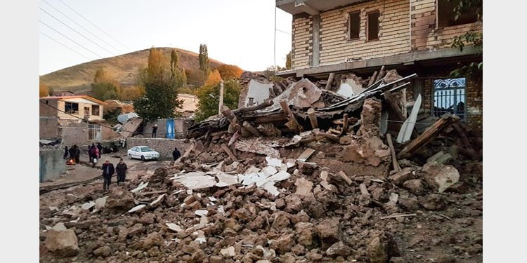 Four women and girl children die in deadly earthquake in northwestern Iran