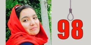 Somayyeh Shahbazi Jahrouii hanged for defending herself against rape