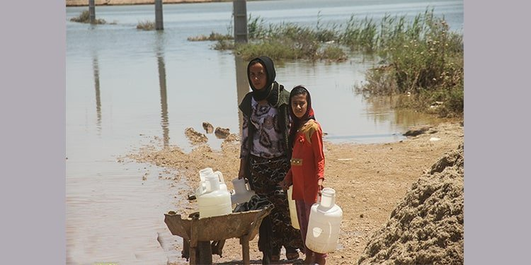 Floods in Khuzestan, Fars and Bushehr - 4 women die in Ahwaz due to power outages