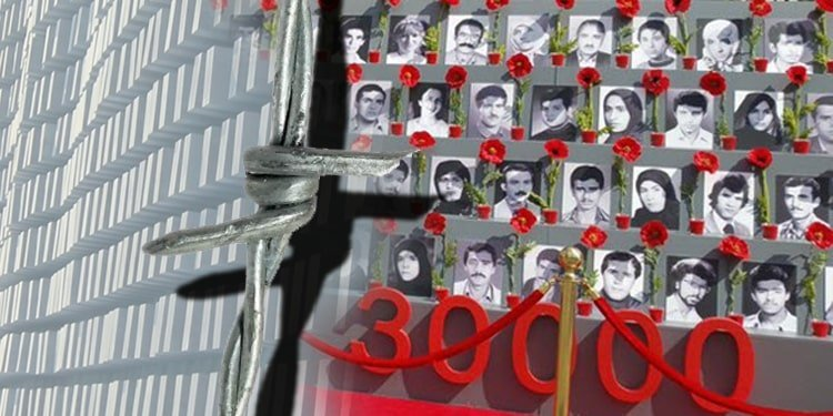 On Holocaust Remembrance Day, we remember thousands massacred in Iran