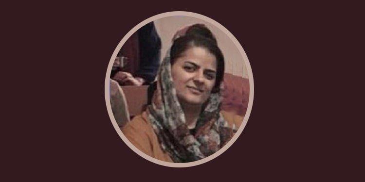Leila Tirandari on hunger strike