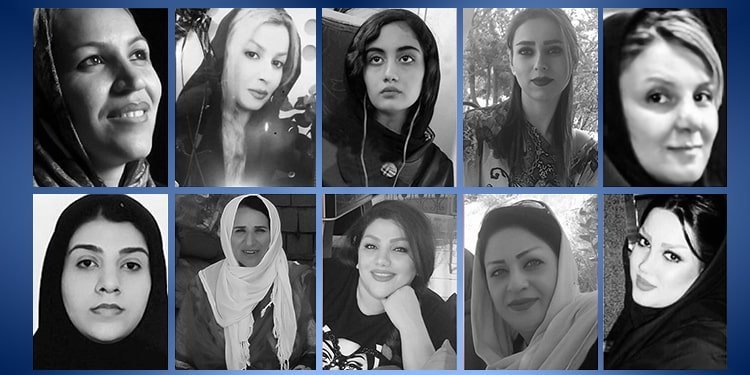 List of women killed during Iran protests in November 2019