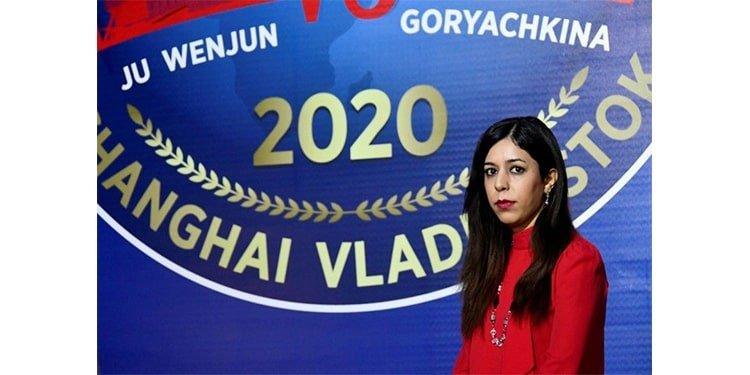 Iran's chess referee, Shohreh Bayat, protested the mandatory veil policy
