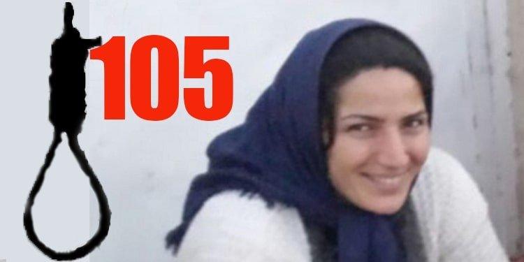 Maliheh Haji Hassani executed in Shiraz - 105 women executed under Rouhani