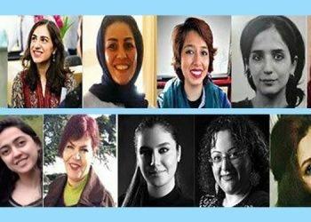 12 female political prisoners denounce crackdown in Evin Prison