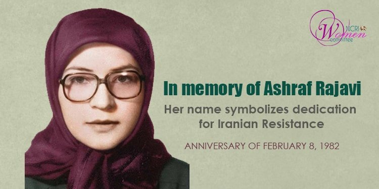 Shining stars and heroines of the Iranian Resistance