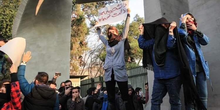 Protests in November 2019 and January 2020