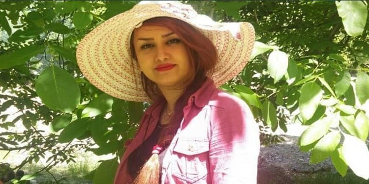Parisa Seifi on hunger strike with critical health condition