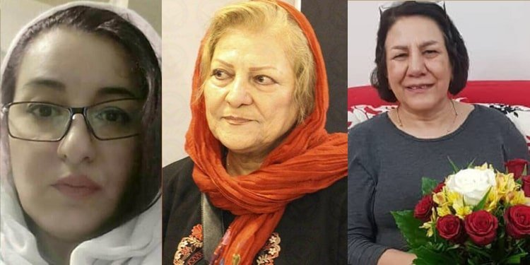 Three female civil activists sentenced to 18 years of prison' imprisonment