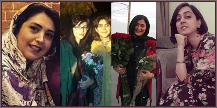 Cases of 5 female civil activists to be implemented without revision