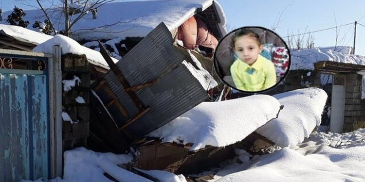 Women and Children Perish in Snow and Avalanche in Gilan