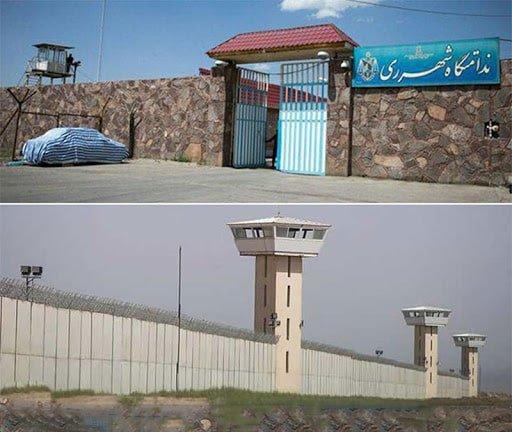 Work of prisoners in Qarchak Prison