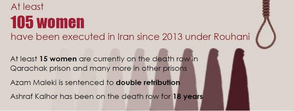Execution of Women Prisoners