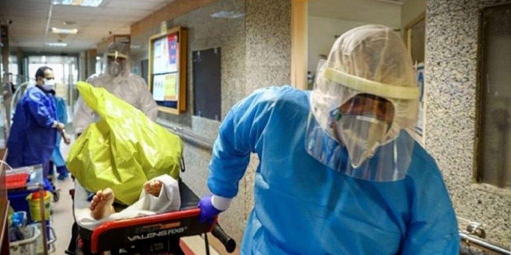 Shortage of nurses under normal conditions