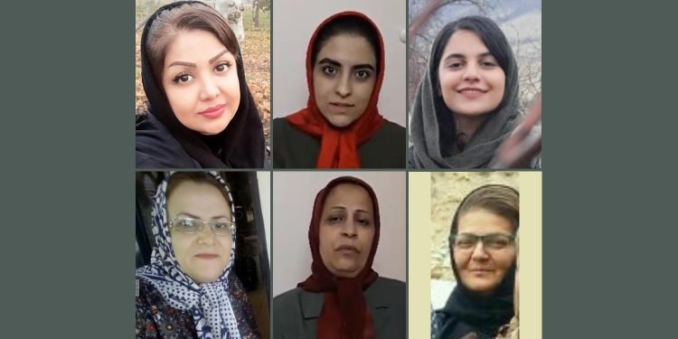 Iranian Resistance publishes names of 20, including six women, under torture