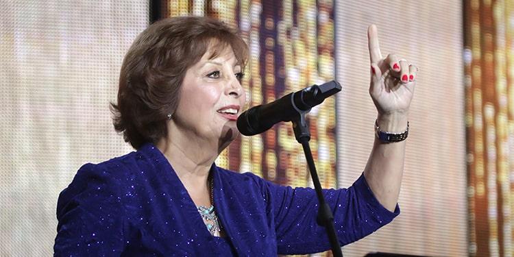 legendary Iranian singer Marjan 2