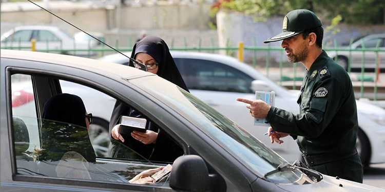 Ramping up pressure on Iranian women for flouting the mandatory Hijab