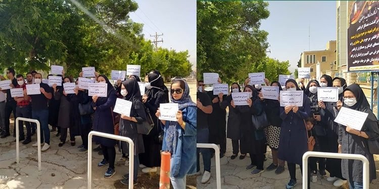 Nurses in Iran: Unemployment is not the answer for our sacrifices