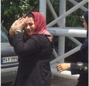 Strength and resilience, message of Atena Daemi from inside prison
